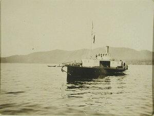 Арендованный частный пароход