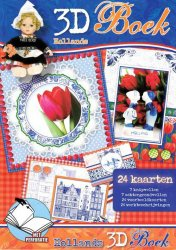 Журнал 3d Boek hollands No.5