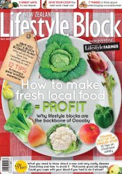 Журнал Lifestyle Block - May 2014 New Zealand