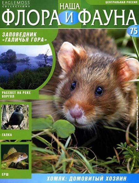 Книга Журнал: Наша флора и фауна №75 (2014)