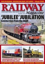 Журнал The Railway Magazine №6 2013