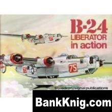 B-24 Liberator in action pdf 23,2Мб