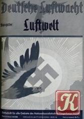 Журнал Deutsche Luftwacht, Luftwelt 1937-09