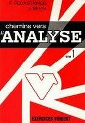 Книга Chemin vers l'analyse
