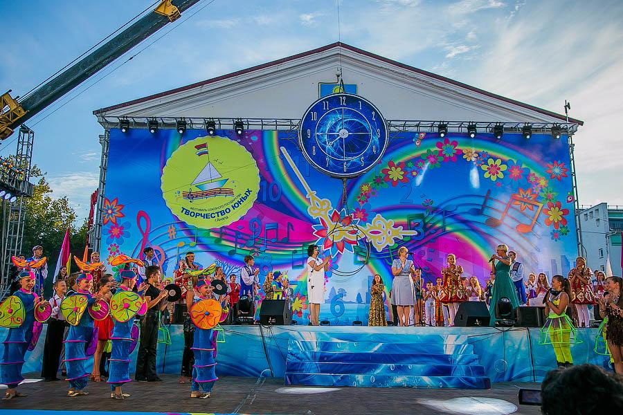 Анапа фестиваль России и Белорусии