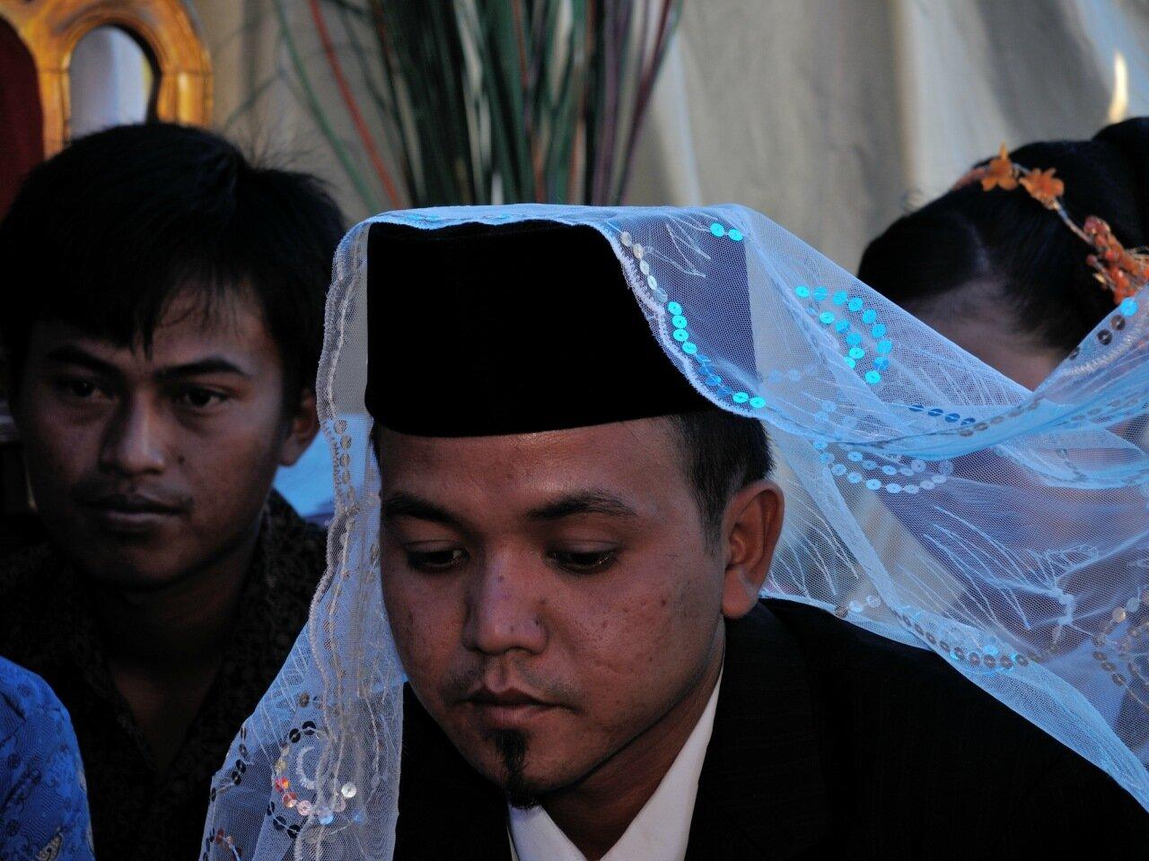 жених в индонезии