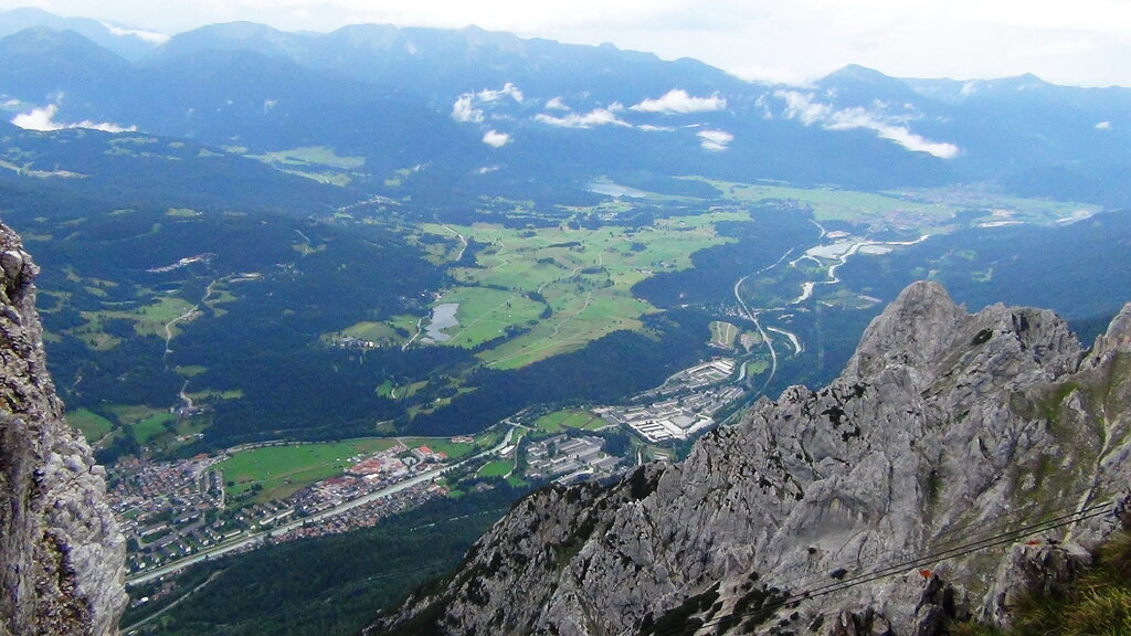 Альпийский автопробег с Сусаниным (часть 2-я)