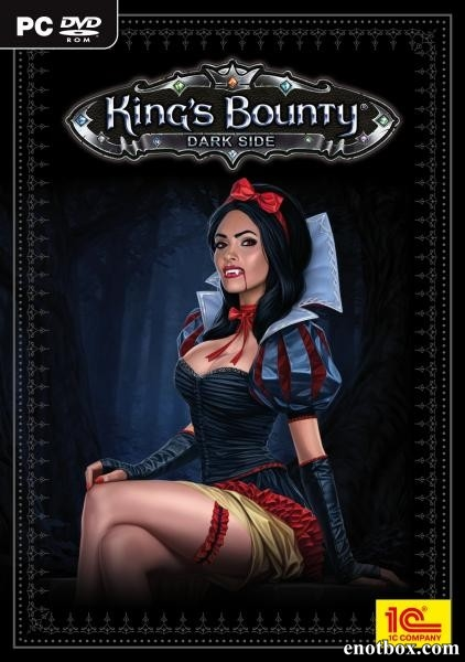 King's Bounty: Dark Side (2014/RUS/ENG/MULTI3/Full/Repack)