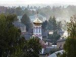 Гаек. Вид на Старобрядческую церковь