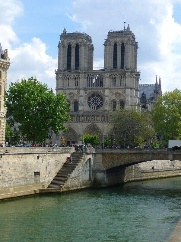 Париж, Нотр-Дам-де-Пари (Paris, Notre-Dame de Paris)