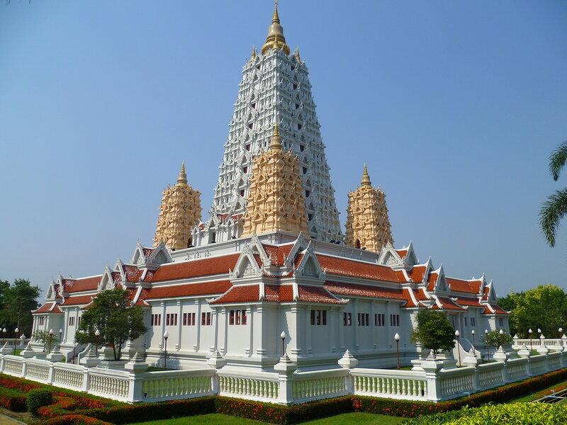Храм Ват Ян - Таиланд (Wat Yang - Thailand)