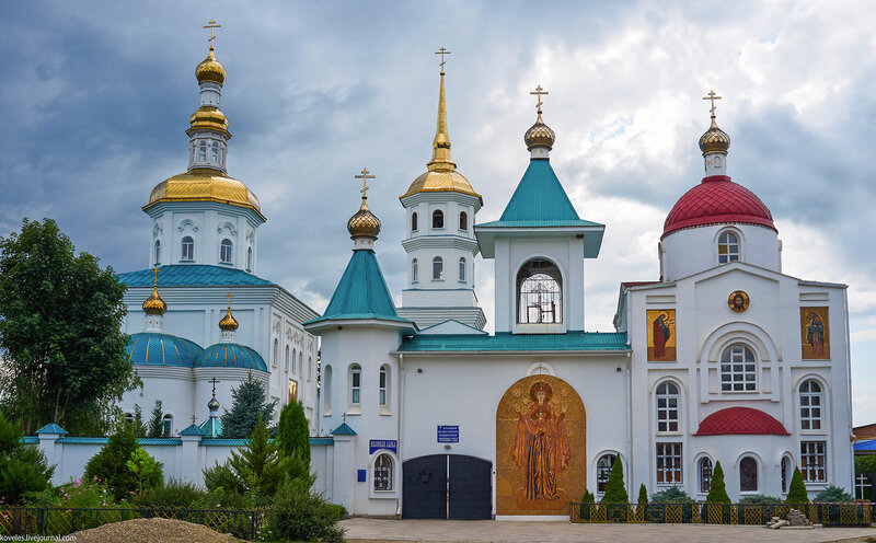 фото города апшеронск