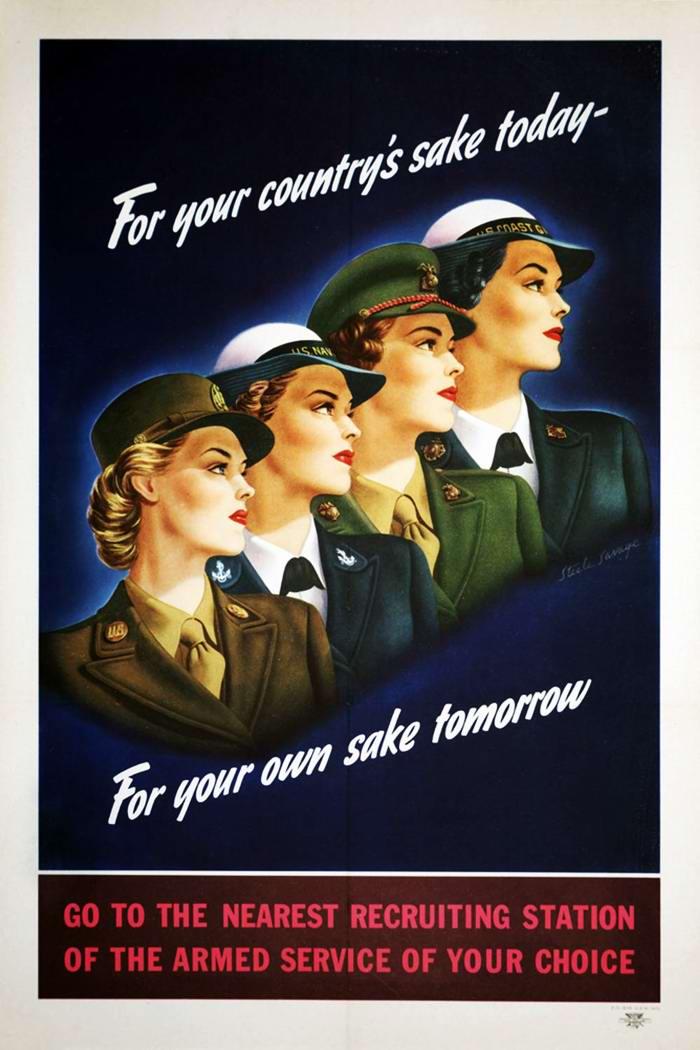 Ради настоящего своей страны и ради своего собственного будущего! Обратитесь в ближайший призывной пункт вооруженных сил по вашему выбору