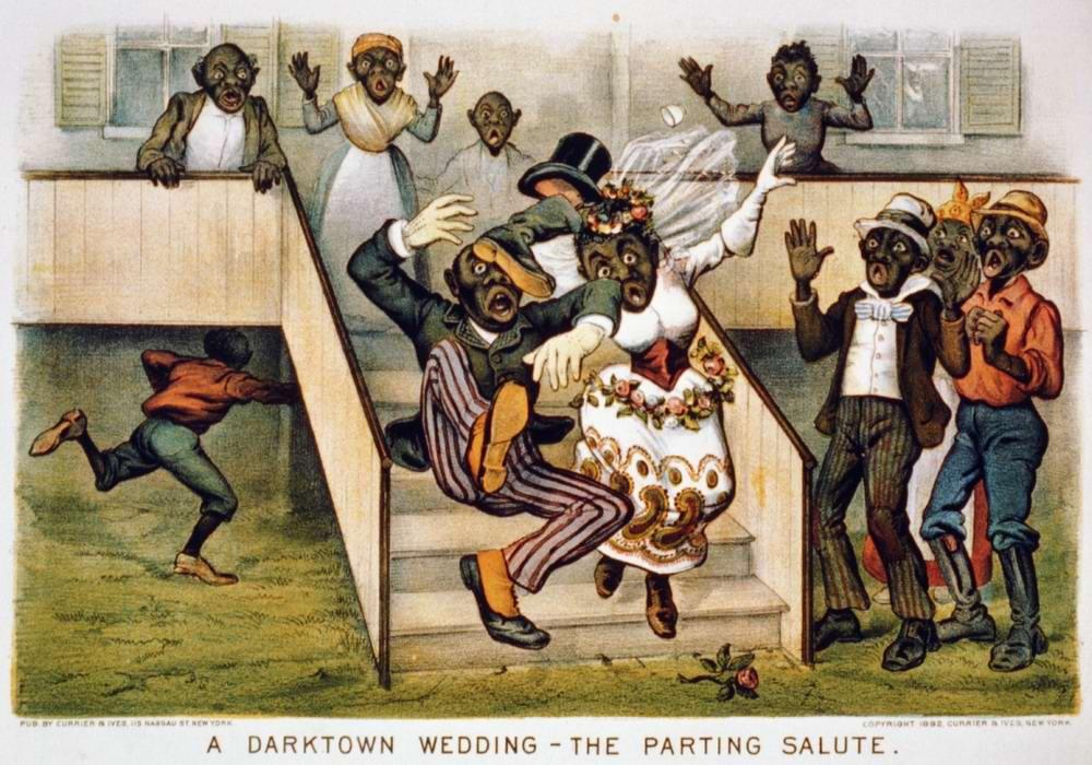 Дарктаунская свадьба: прощальный салют