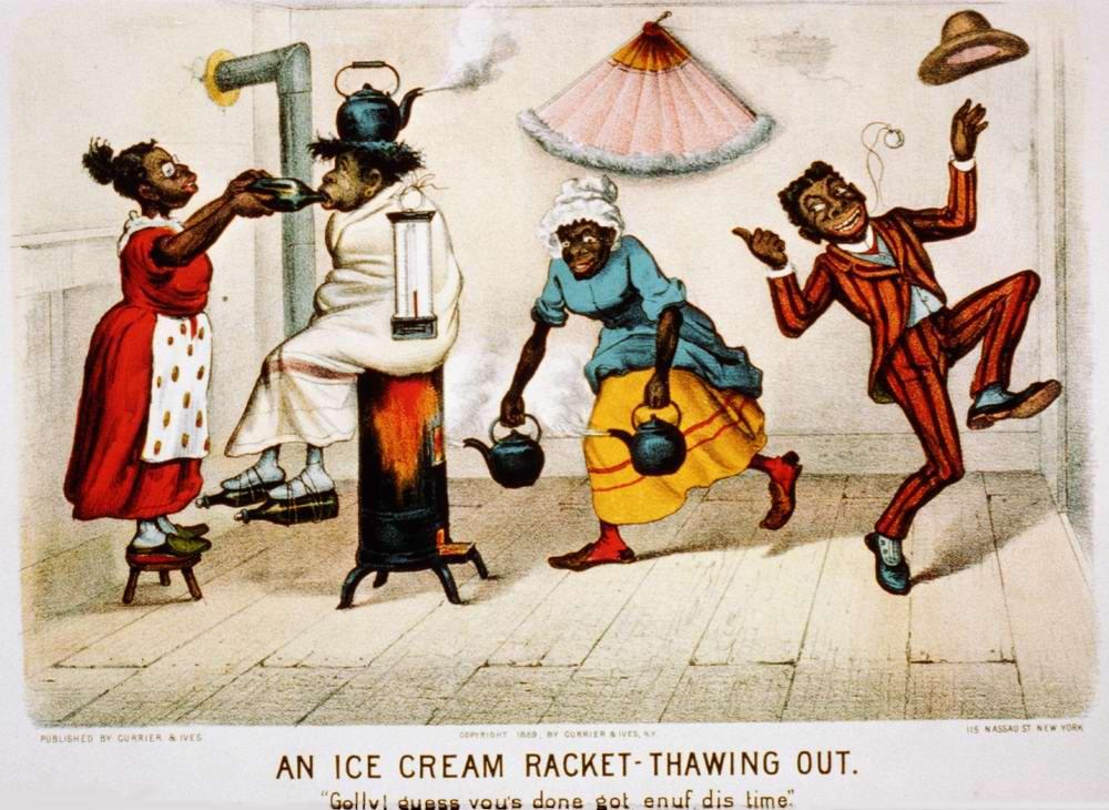 Торт-мороженое - оттаивание