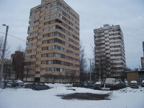 ул. Ольги Форш 19к1 и Тимуровская ул. 7к1