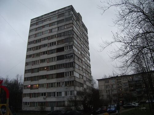 ул. Ушинского 15к2