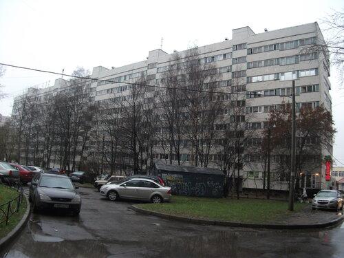 ул. Ушинского 25к1