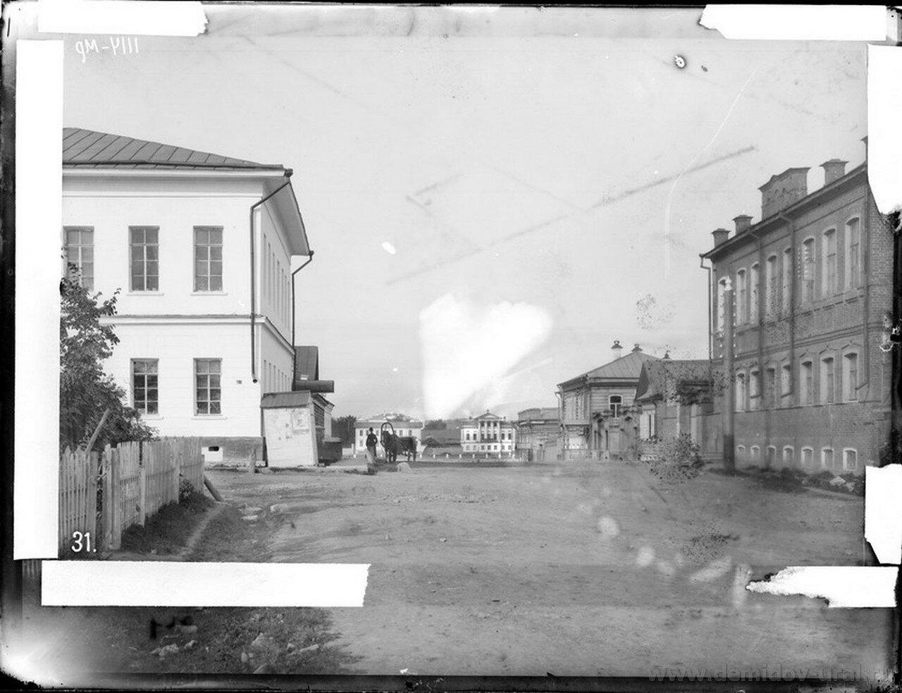 Почтовый переулок