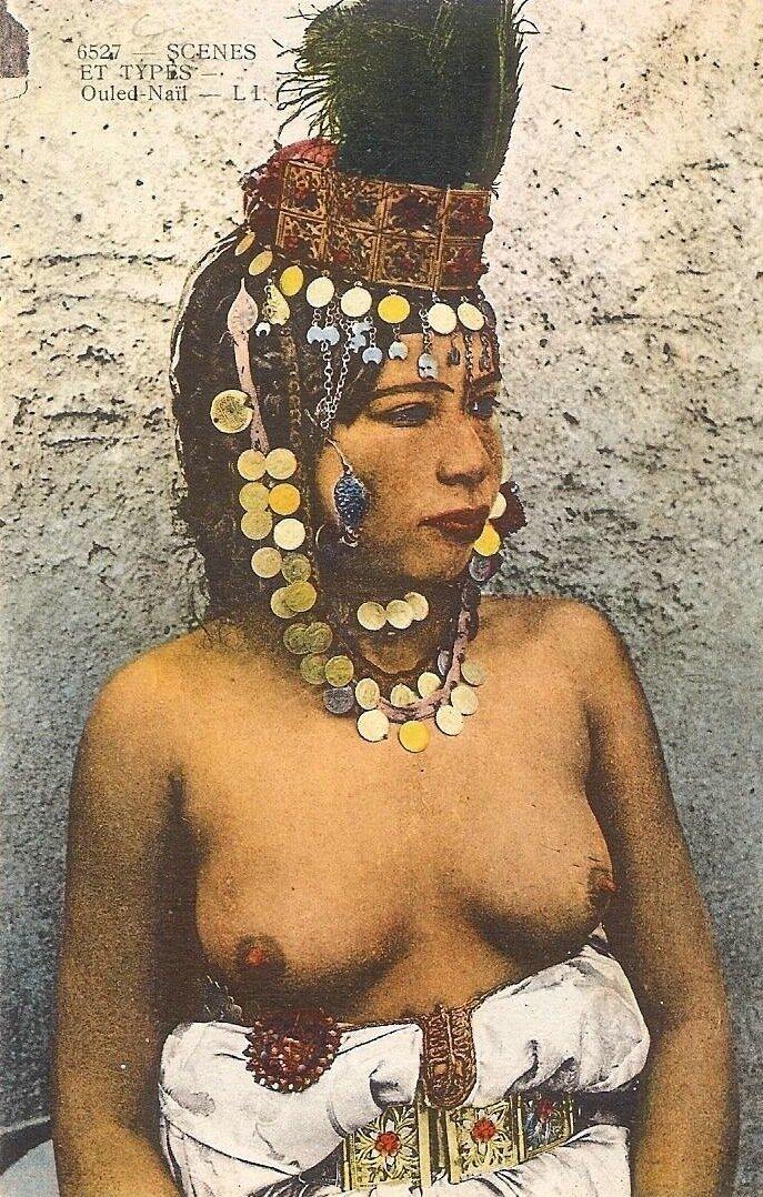 1900. Женщина из Вилид Найл