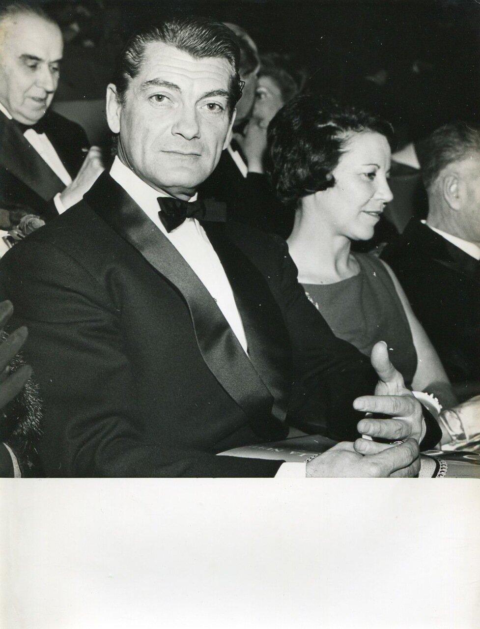 1960. Жан Маре