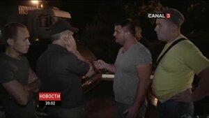 Полицейские в Кишиневе применили чрезмерную силу