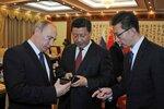 Неразобранное в Китай