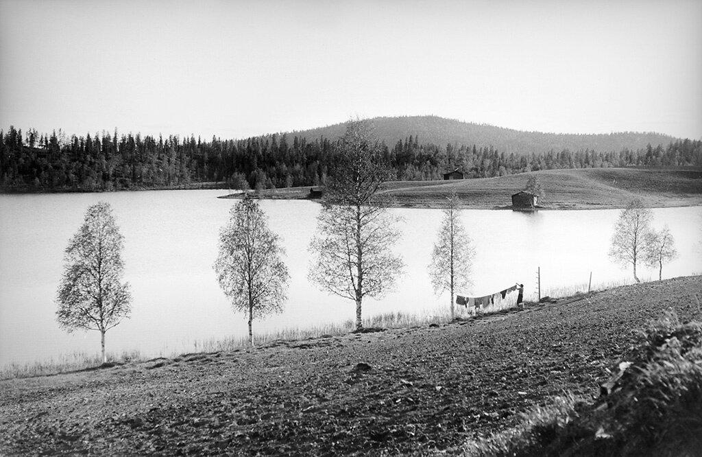 Norrbotten, Jokkmokk, Jokkmokk, Lappland, Miljöer-Insjömiljöer