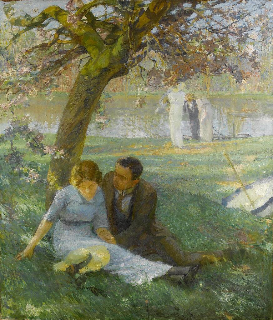 Andre Lagrange, 1889-1958. �������� ����. �������. 195 x 336 ��-2.jpg