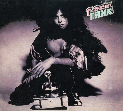 T.Rex - Tanx (1973) FLAC