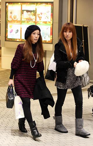 Мода. Что носят японцы (фото)