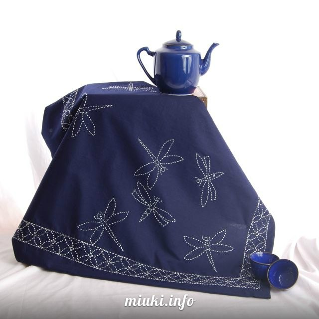 Сашико — японское искусство вышивки