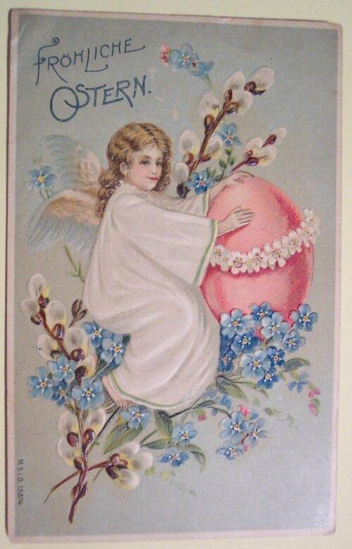 С католической пасхой картинки поздравления, нарисовать поздравительную открытку