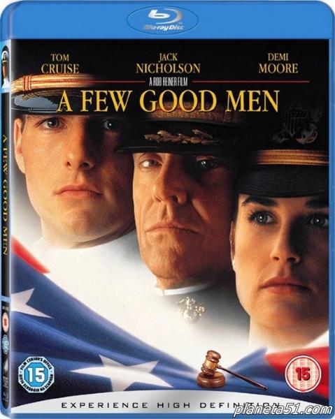 Несколько хороших парней / A Few Good Men (1992/HDRip)
