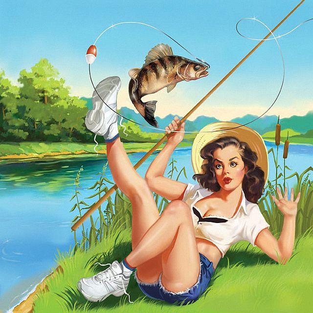 гляден рыбалка