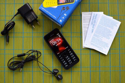 Телефон Нокия 220 Инструкция