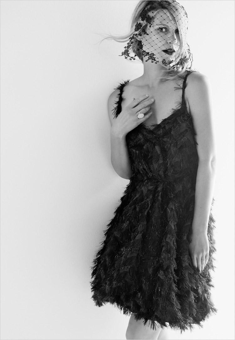Клэр Дейнс (Claire Danes) в журнале Harper's Bazaar UK