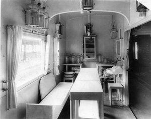 Операционная поезда