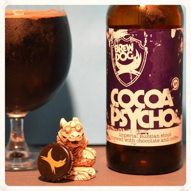 Brew Dog Cocoa Psycho