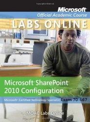 Книга Exam 70-667: Microsoft Office SharePoint 2010 Configuration