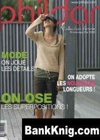 Журнал Phildar №486 2008-2009 djvu 9,34Мб