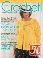 Книга Crochet! Vol.25 No.2 2012 Summer