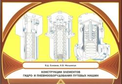 Книга Конструкции элементов гидро - и пневмооборудования путевых машин