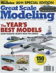 Журнал FineScale Modeler Special Edition - Great Scale Modeling 2011