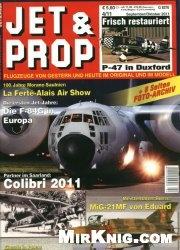 Аудиокнига Jet & Prop №4, 2011