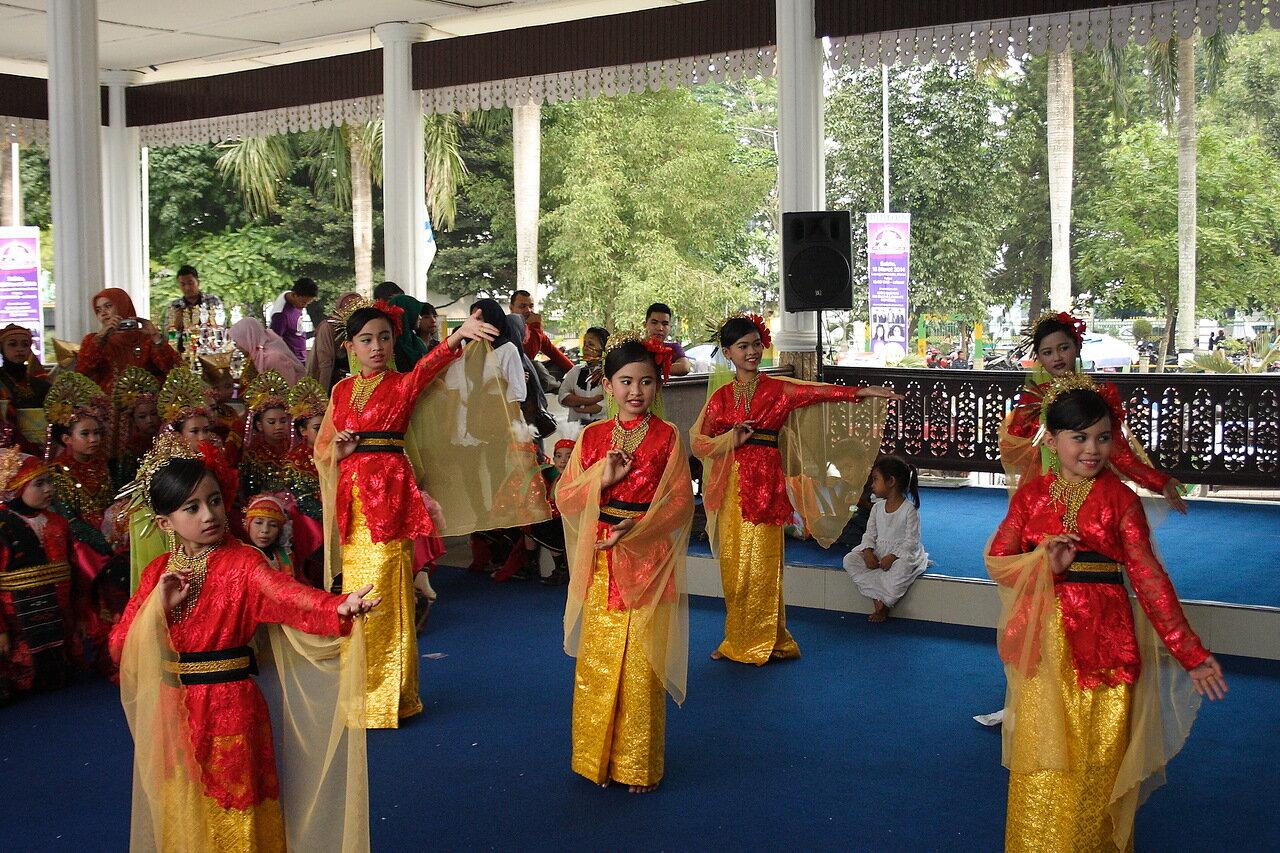Индонезийский танец