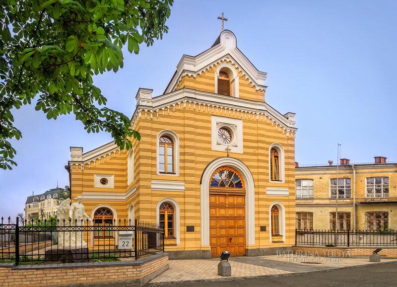 Лютеранська вулиця