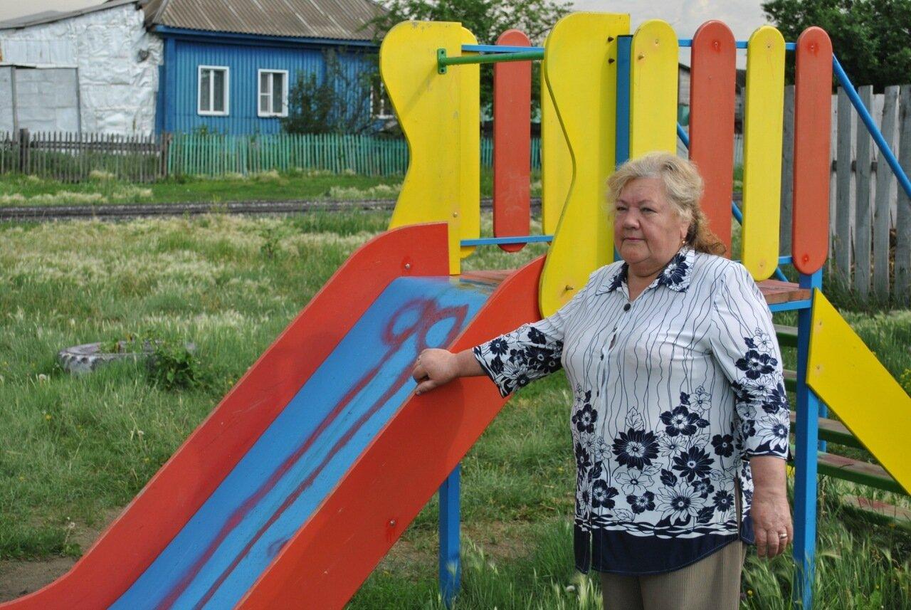Раиса Иванова, ТОС
