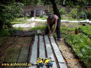 процарапывание борозд