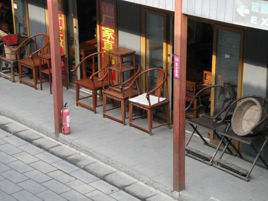 Стулья, китайская мебель